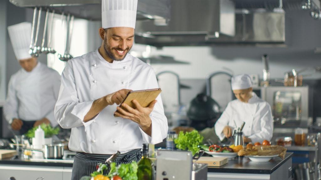 סרבפיקס ככה מנהלים מטבח מקצועי